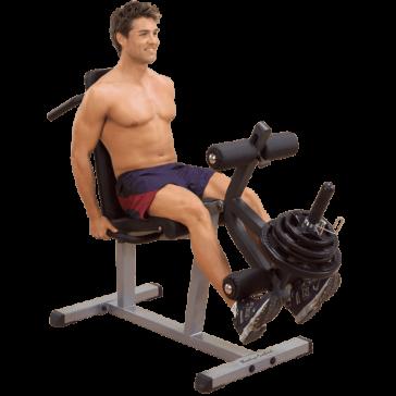 Body-Solid jala sirutus- ja kõverduspink