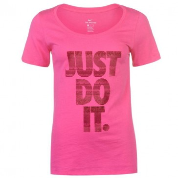Nike QTT Crew naiste t-särk
