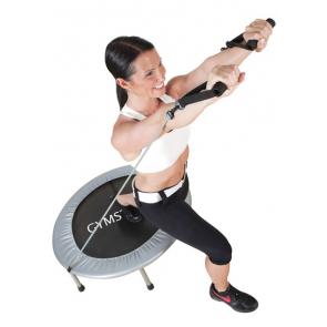 Fitnessbatuut + harjutuste DVD
