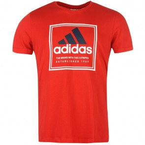 Adidas QT meeste t-särk