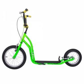 Green Suter tõukeratas