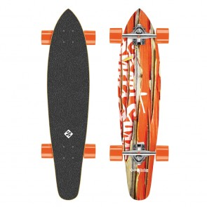 Longboard Street Surfing