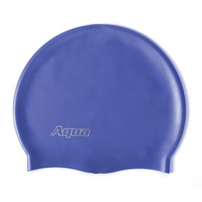 Ujumismüts Aqua sinine
